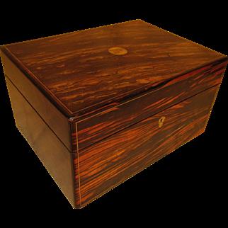 Coromandel Dressing Box