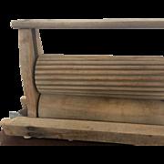Lovell Wooden Wringer (Circa 1880's)