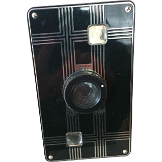 Jiffy Kodak Art Deco Camera (1930's)