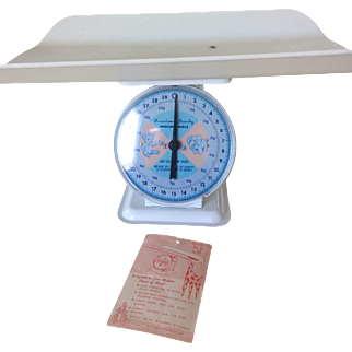American Family Baby Nursery Scale