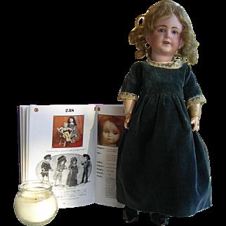Rare 238 sfbj doll in size 4