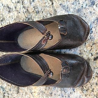 Jumeau shoes size 12
