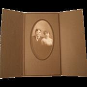 Couples photo circa 1920.
