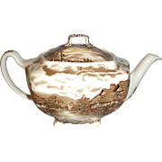 Olde English Tea Pot by Johnson Brothers
