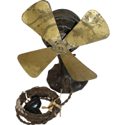Polar Cub 1921 Brass & cast Iron Fan