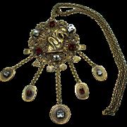 Joseff Gargoyle Necklace