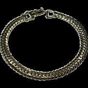 Vintage Coro Chain Necklace
