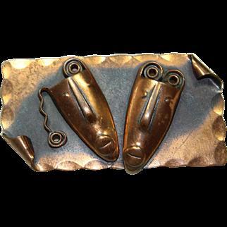 Vintage REBAJE Pin