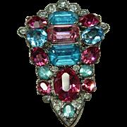 Vintage Eisenberg ORIGINAL Clip Pin