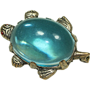 Vintage Jelly-Belly Turtle Pin