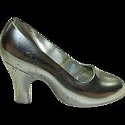 Vintage Plastic Shoe