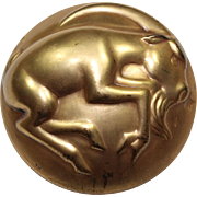 Joseff Zodiac Capricorn Pin