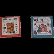 Miniature Dollhouse Books