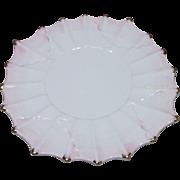 "14"" Capodimonte Serving Platter"
