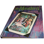 "1965 Book ""The Munsters and the Great Camera Caper"""