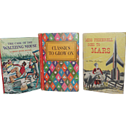 A Selection of Good Vintage Books in Excellent Condition!
