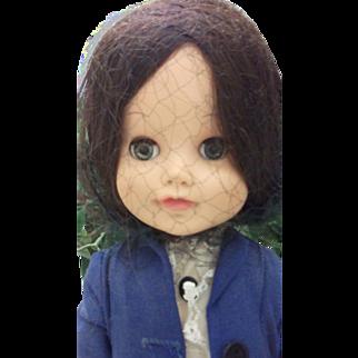 "1964 15"" Horsman Mary Poppins Doll!"