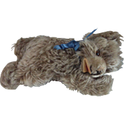 Floppy Zotty Style Reclining Open Mouth Teddy Bear!