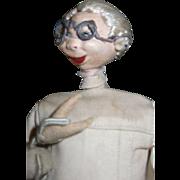 Vintage Roldan Klumpe Dentist Doll