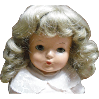 """14 1/2"""" Composition Patricia by Effanbee Dolls"""