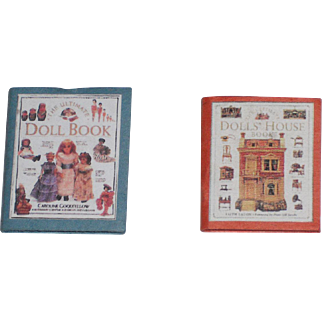 A Pair of Doll House Books