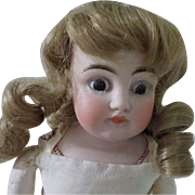 "15"" German Kestner 154 DEP Shoulder Head Doll."