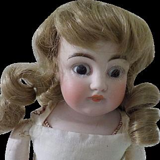 "15"" German Kestner 154 DEP Shoulder Head Doll."
