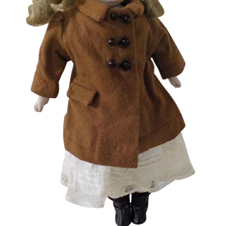 """Coat for a 15-16"""" Doll"""