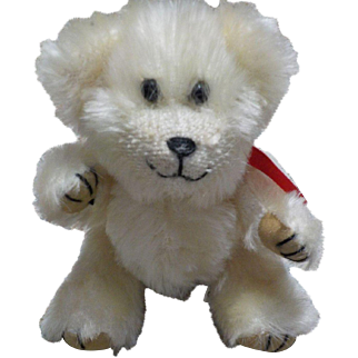 """8"""" Fully Jointed Mohair Teddy Bear by Windel Company"""