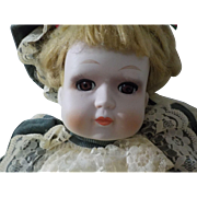 "Vintage 23"" Sears Roebuck Bisque Doll"