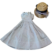 Dress and Hat for 18 Inch Miss Revlon Doll