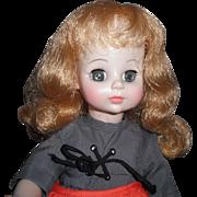 """Madame Alexander Poor Cinderella 13"""" Doll"""