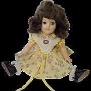 """1950's 15"""" Ideal Toni P-91 Doll"""