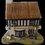 Musical English Wooden Trivet Box