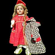 Kammer & Reinhardt doll, model Mein Liebling, mold 117n (ALL ORIGINAL!!!)