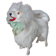 Antique Pet Companion Dog for Fashion Doll