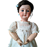 """ALL ORIGINAL UNIS France Doll 23"""" mold 301 (approximately 60 cm)"""