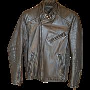 Hein Gericke Harley Davidson Black Leather Jacket