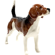 Beswick Beagle Dog CH Wendover Billy Porcelain Figurine