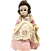 "Vintage 1980's ""Beth"" Little Women Doll by Madame Alexander"