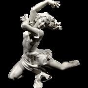 """Hutschenreuther Rosenthal Porcelain Art Deco Dancer Figurine K. Tutter """"FINALE"""""""