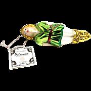 """Kurt Adler Polonaise Blown Glass Ornaments """"PETER PAN"""" by KOMOZJA"""