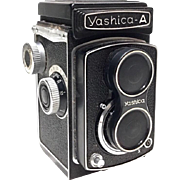 Vintage Yashica Model A 1:3.5 f=80 mm Camera