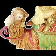 Fontanini Camel Heirloom Nativity  - The Three Kings Journey - Balthazar