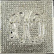 Vintage 1930s Art Deco Sterling Silver Marcasite RAD Pin Brooch