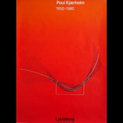 "1982 Poul Kjærholm's ""PK24 Chair"" - Louisiana Exhibition Poster - Original Vintage Poster"