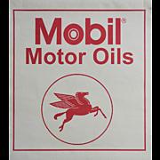 1970s Pegasus Mobil Oil Advertisement