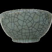 Chinese GE Ware Type Bowl