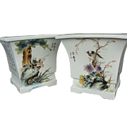 Chinese Planters (Pair)