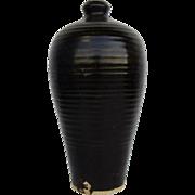 Chinese Henan Black Glazed Vase